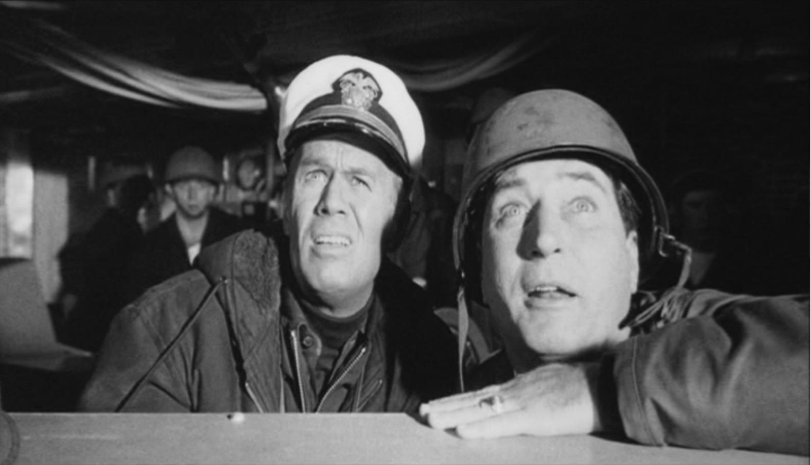 Al Borde Del Abismo The Bedford Incident 1965 Dir James B Harris Stars Richard Widmark Sidney Poitier Ja Submarine Movie Classic Hollywood Movies