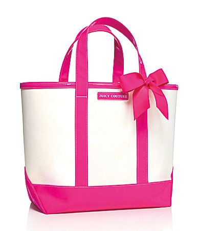 Juicy Couture Bonus Tote Bag #Dillards. my summer beach bag! ljv ...