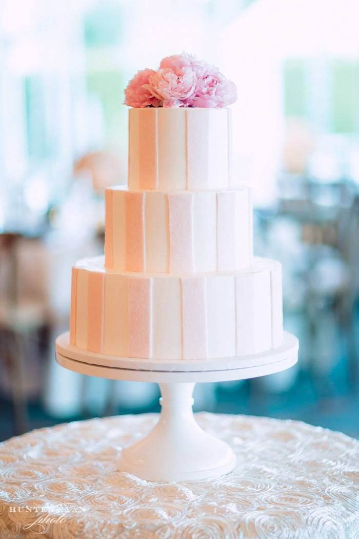 Trendy Wedding Cakes For You To Get Inspired!. To See More: Http: