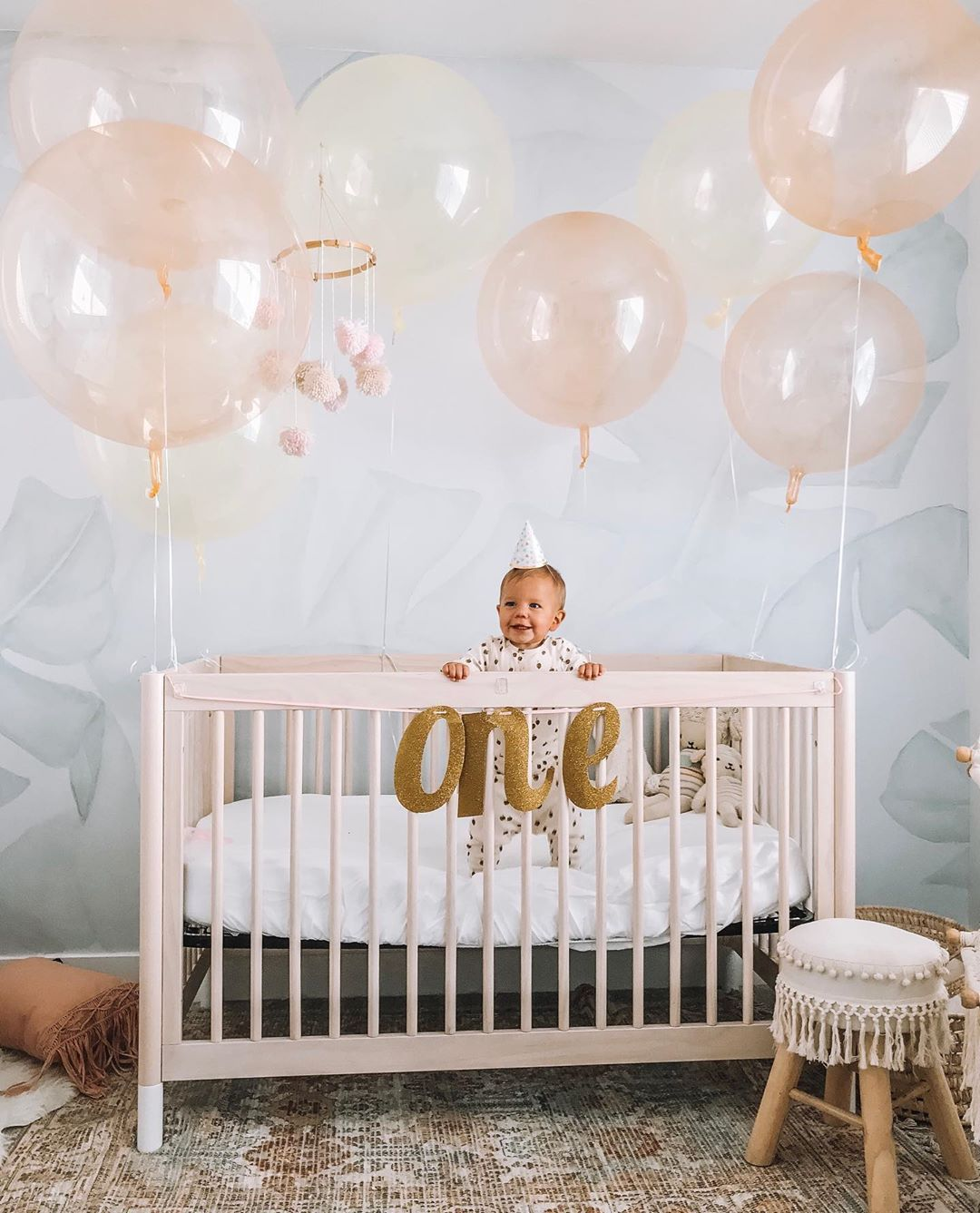 "KALEY MUNDAY || MOTHERHOOD on Instagram: ""You exude light and love and the last year with you has been magical. Happy 1st birthday Indy girl. I know your little soul is gonna…"""