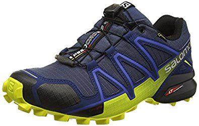 Salomon Men\u0027s Speedcross 4 Gtx Training Running Shoes: Amazon.co.uk: Shoes