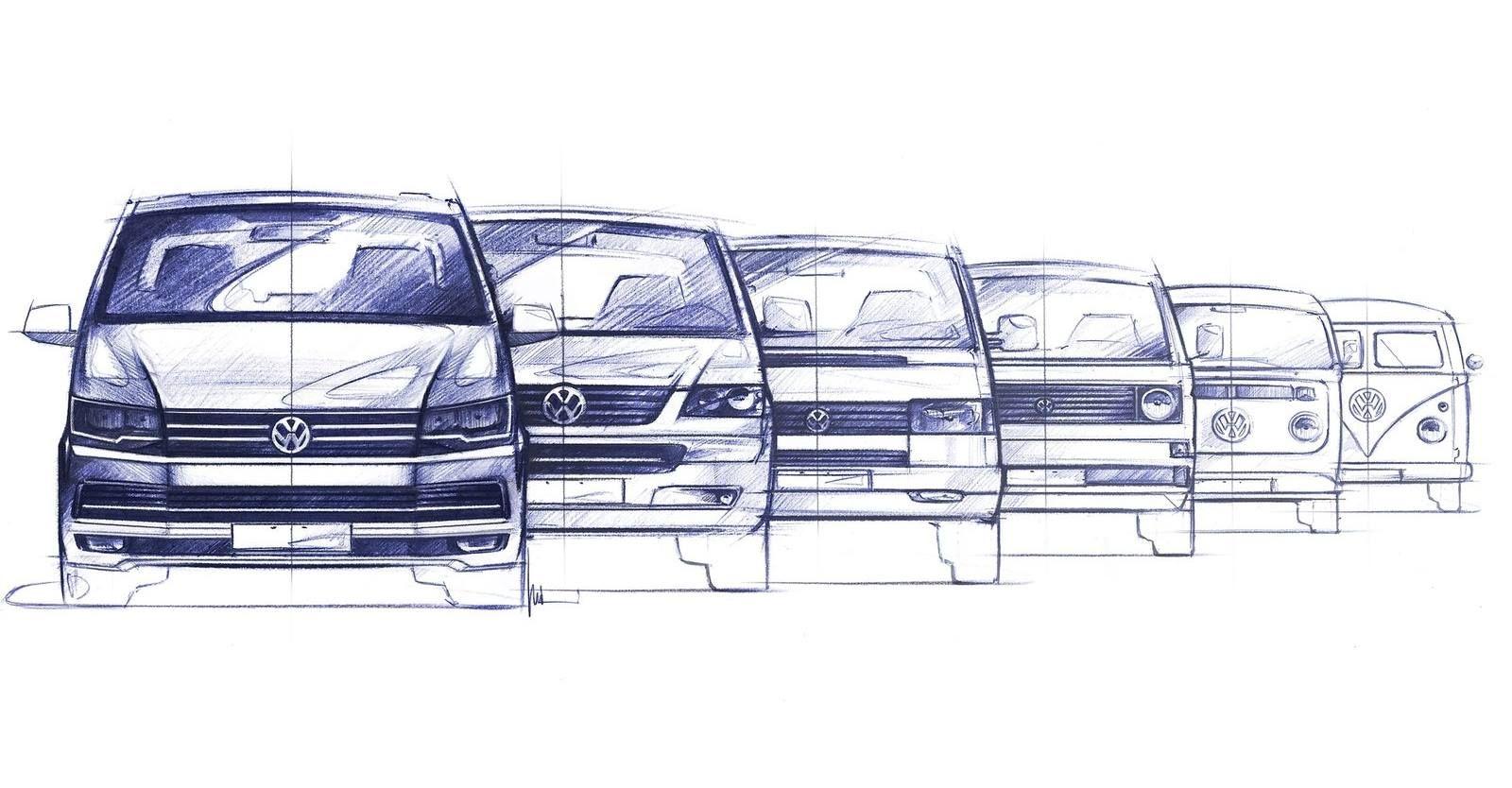 Volkswagen Transporter Series Volkswagen Pinterest