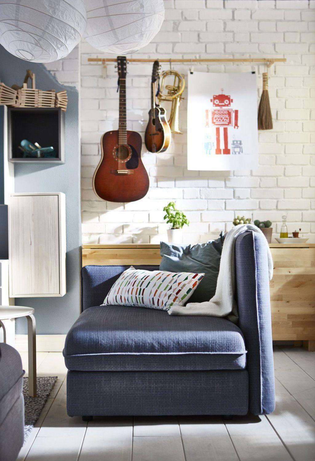 Anteprima catalogo ikea 2017 i divani componibili vallentuna una casa così