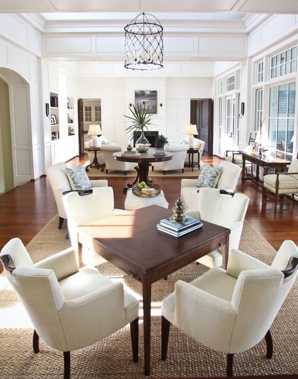 Game Table To Break Up Long Narrow Living Room Rectangular Living Rooms Long Living Room Long Narrow Living Room