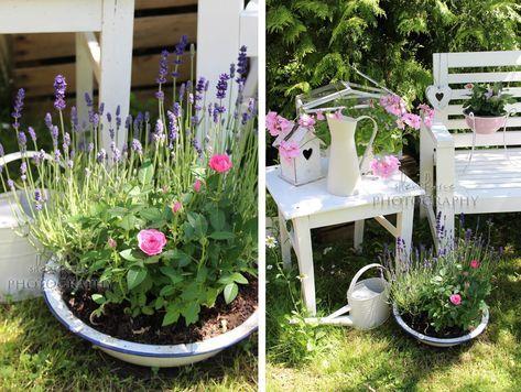 Bildergebnis für vintage garten Garten, Garten gestalten