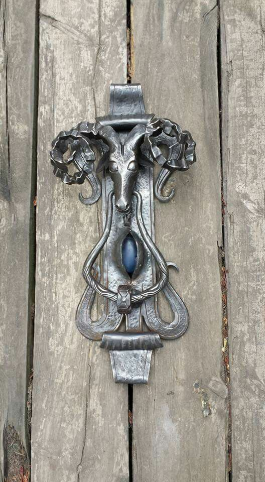 Black Sheep Door Knocker
