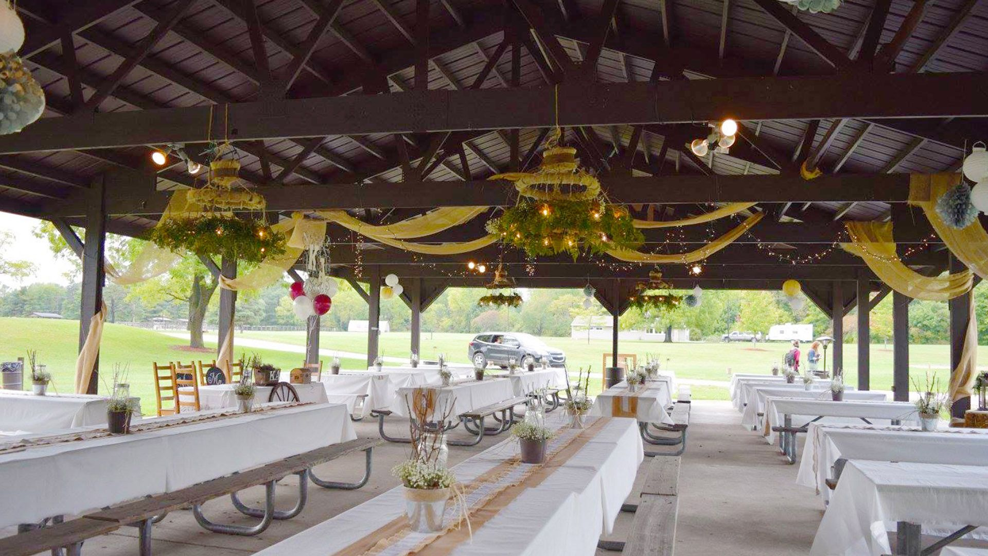 Weddings In 2020 Barbecue Wedding Pavilion Wedding Park Weddings