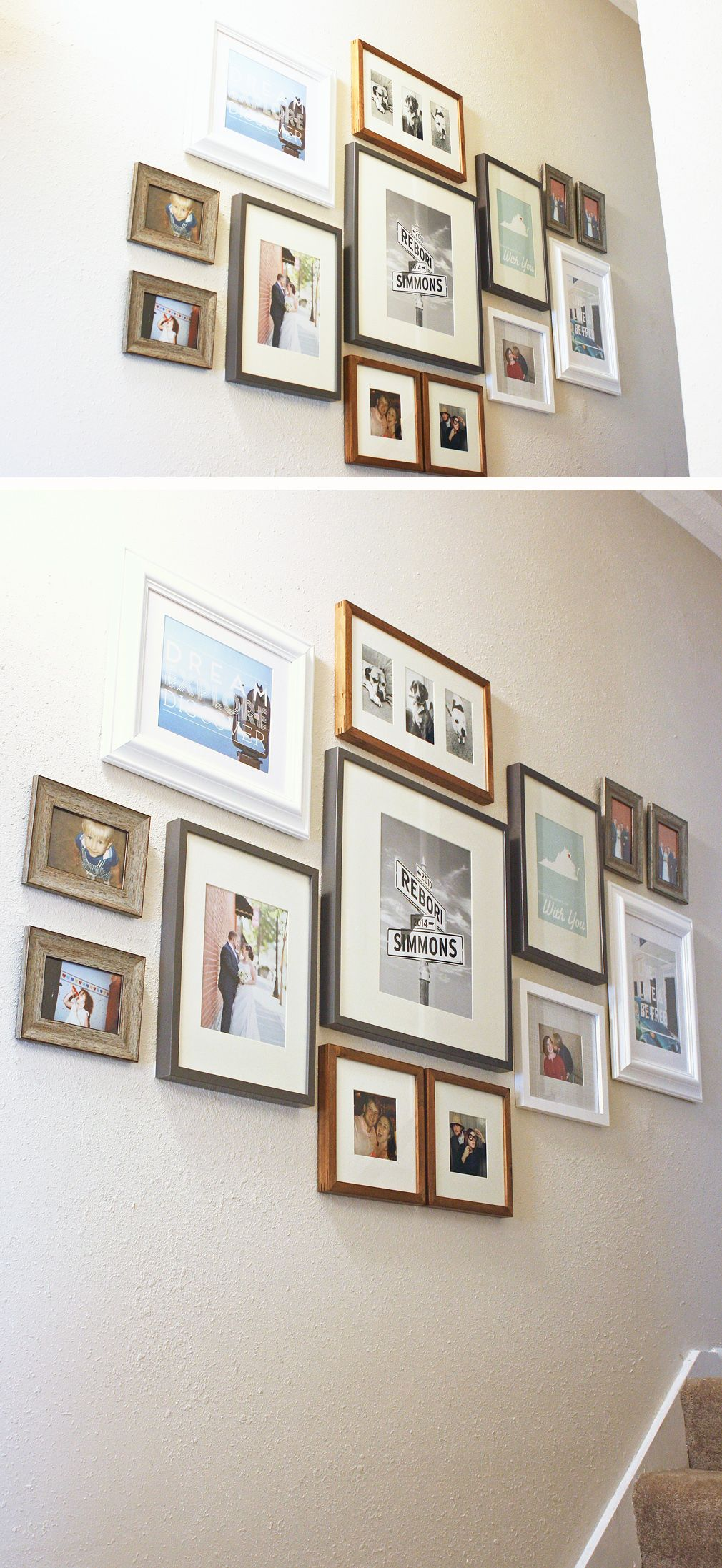 Tips For Creating A Gallery Wall In Your Home Loved