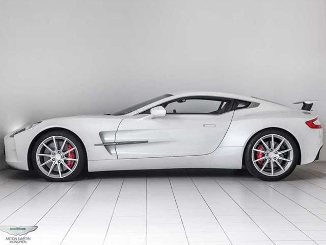 Theres A Reason This Aston Martin One Costs More Than A Vulcan - How much does a aston martin cost