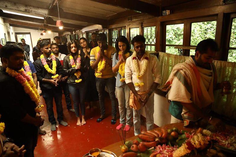 Third Eye Entertainment Production No.1 – Director Ranjith Jeyakodi