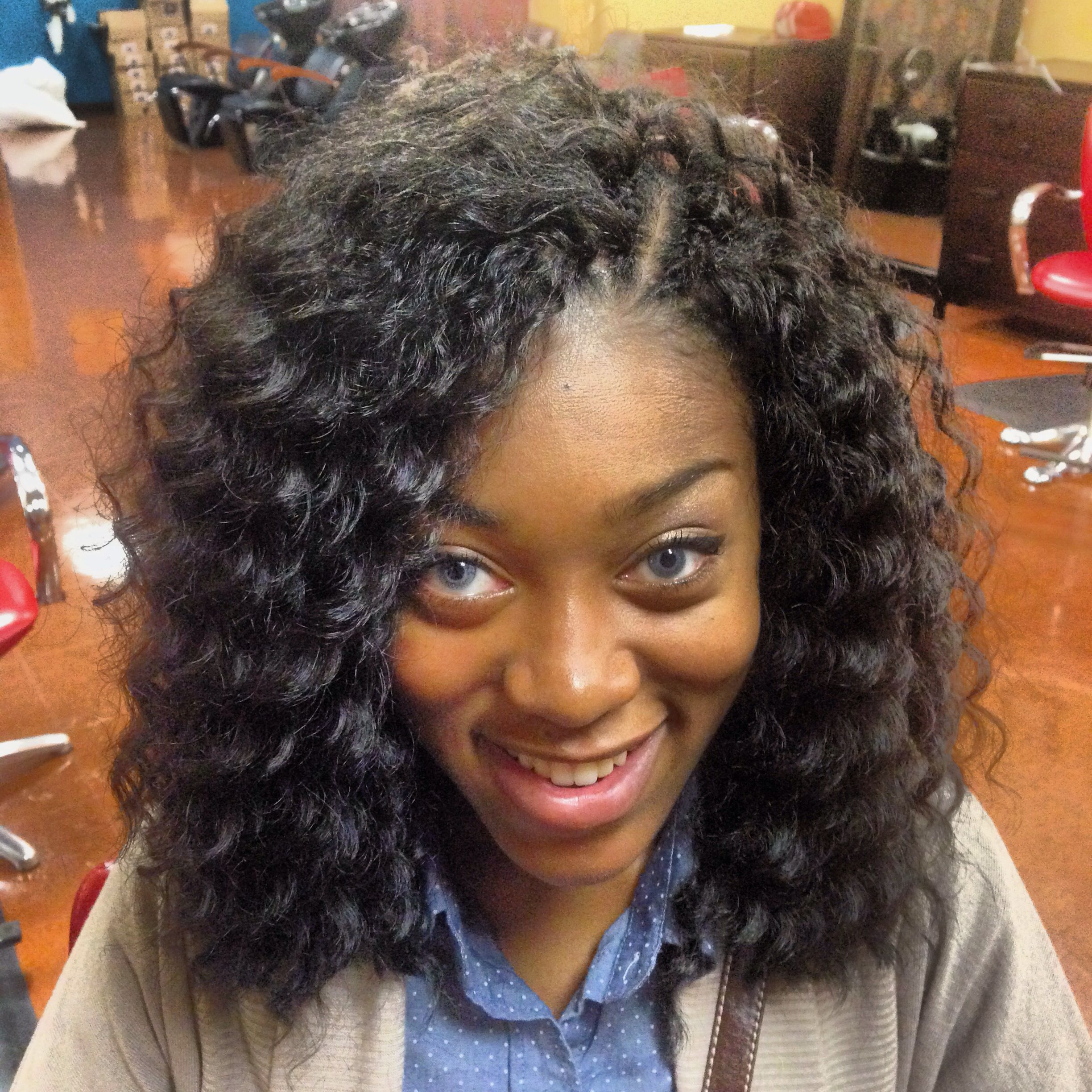 African American Hair Salons In Cordova Tn: Crochet Braids/ Latch Stitch Weaving By Takeisha At A