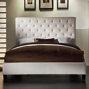 Chico Upholstered Bed Jcpenney Queen Size Platform Bed Modern Platform Bed Upholstered Beds