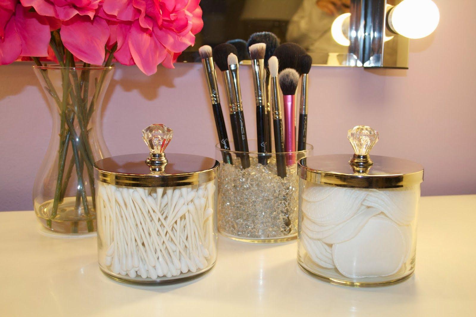 Best 25+ Makeup Vanity Organization Ideas On Pinterest | Vanity Ideas,  Vanity Organization And Makeup Desk