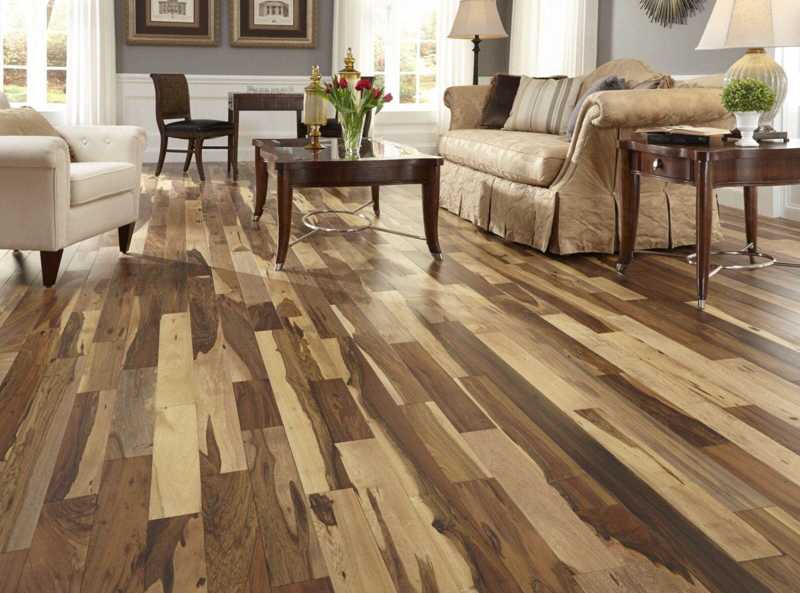 Brazilian Pecan Hardwood Flooring. Absolutely Beautiful.