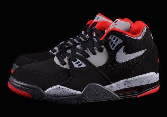 nike air flight black