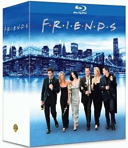 Friends - The Complete Series on Blu-ray $145 at JB HIFI