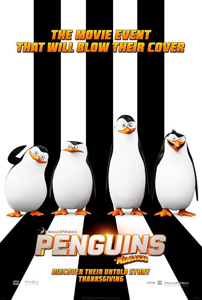Пингвины мадагаскара 2014 мультфильм скачать торрент.