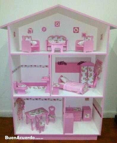 Casa de mu ecas barbie buscar con google casita de - Casa de barbie con ascensor ...