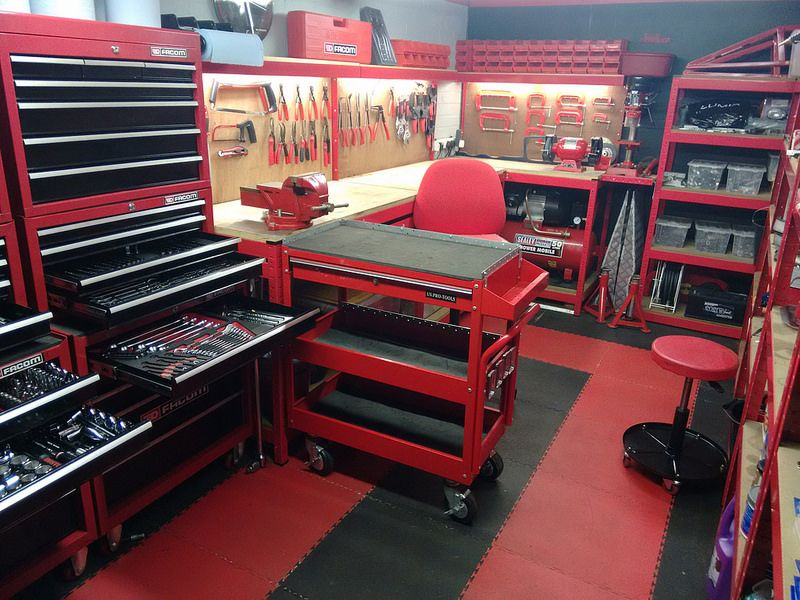 lets see your tool carts page 69 the garage journal board