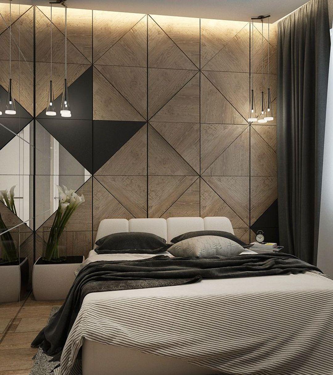 Awesome Detail Bedroom Design Ideas 122 Master Bedroom Interior Bedroom Design Inspiration Interior Design Bedroom