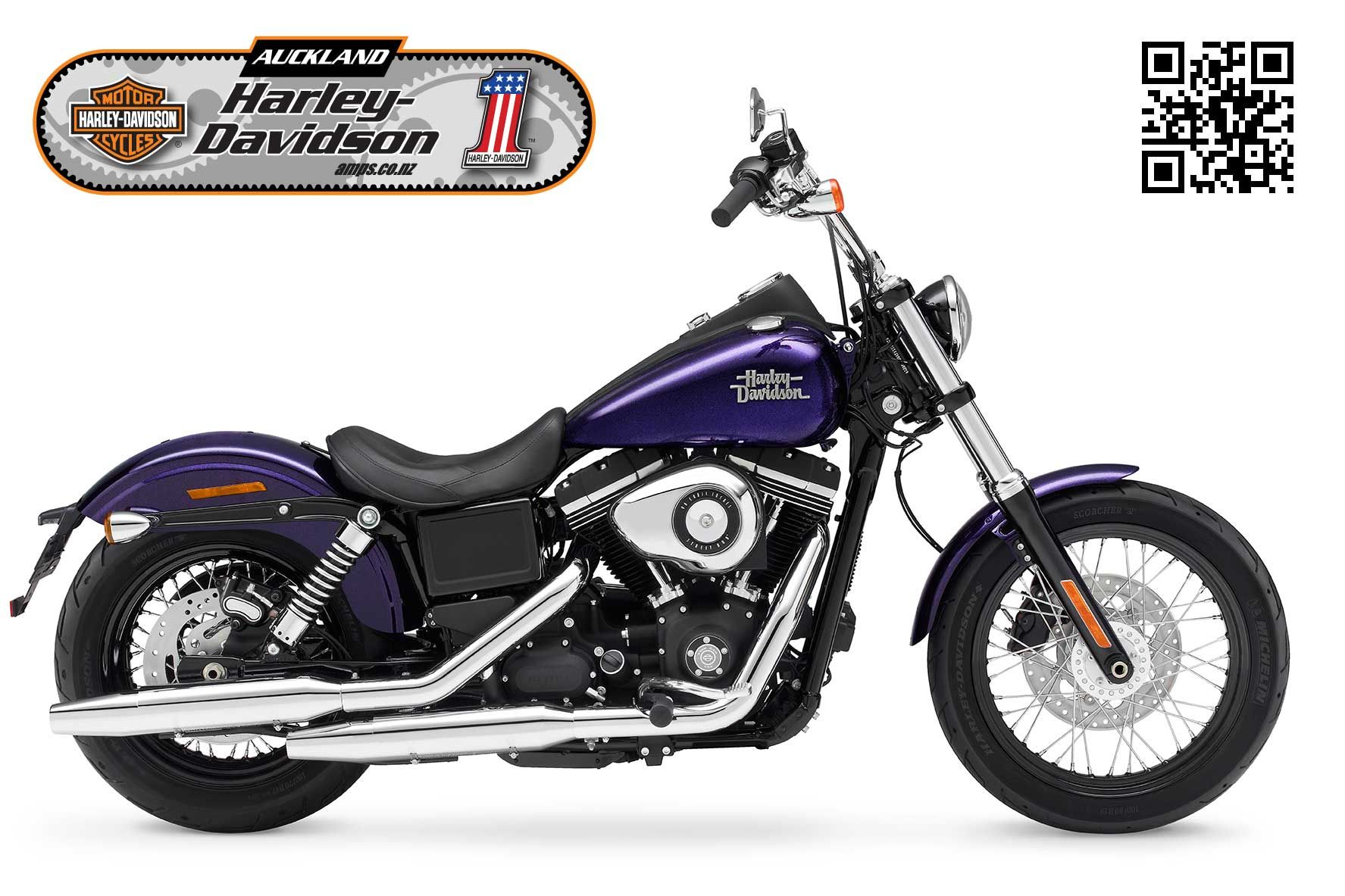 2014 Harley Davidson Fxdb Streetbob In Various Available At Auckland Motorcycles Power Sports New Zealand W Tipos De Motos Harley Dyna Harley Davidson Dyna