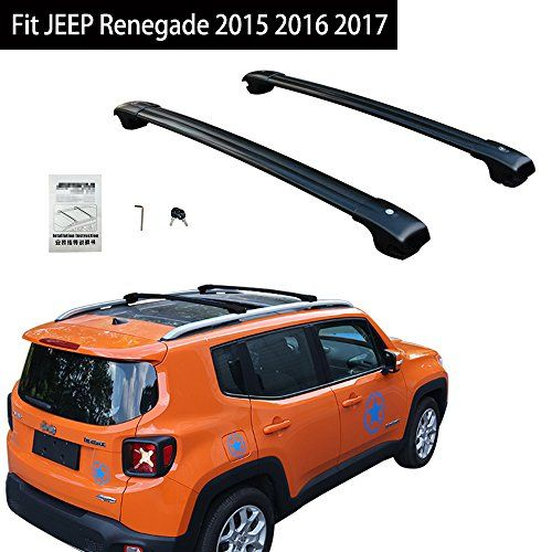 Fit For JEEP Renegade 2015 2016 2017 Lockable Cross Bar R