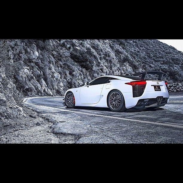 Lexus Sports Car · 2013 Lexus LFA Nurburgring Edition