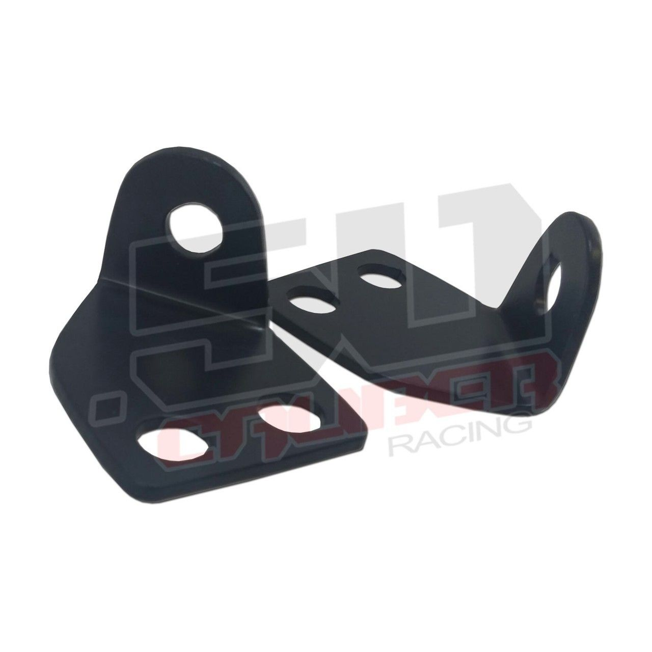 50 Caliber A-Pillar Pod or Cube Light Mount Brackets for Polaris RZR