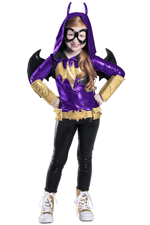 628e17a8db1 Dc Super Hero Girls Premium Batgirl Costume in 2019   Kids and ...