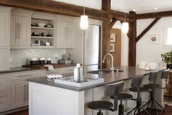 Il mix di stili di cucina di Papyrus Home Design | Decorazioni ...