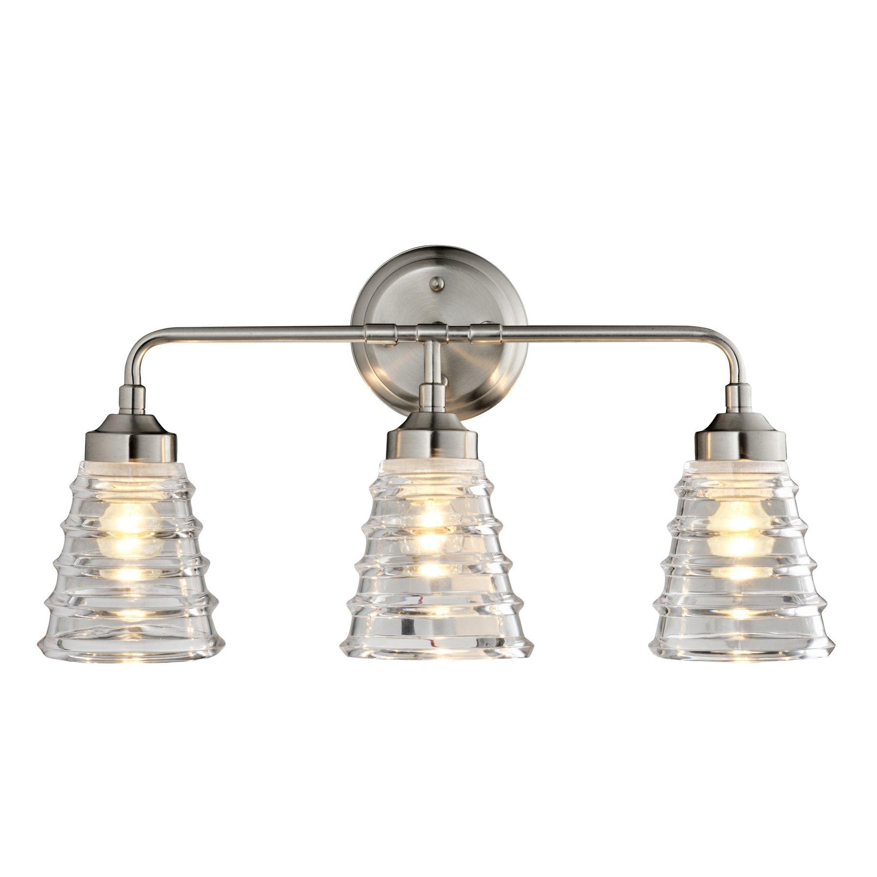 Varaluz Amherst 3 Light Bathroom Vanity Light  313B03Bn