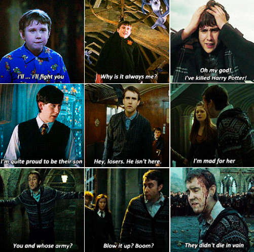 When Did Neville Get So Hot Harry Potter Memes Harry Potter Pictures Harry Potter Fanfiction