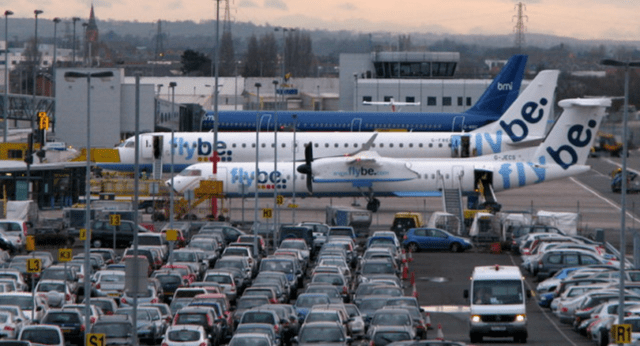 Learn About Airport Parking Tips For Busy Airports Airport Parking Airport City Belfast City