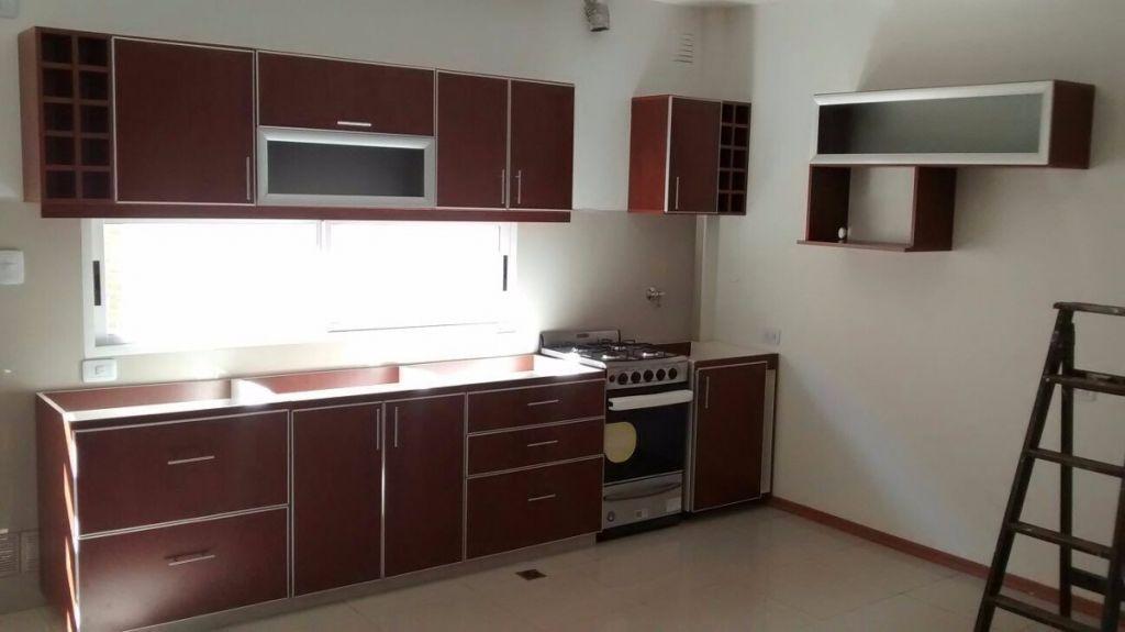 Resultado De Imagen Para Muebles De Cocina Kitchen Cabinets Kitchen Home Decor