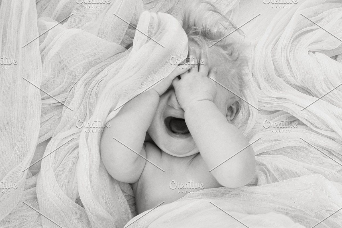 Weeping Girl Art ONE #Sponsored , #Ad, #girl#Weeping#BW#Abstract