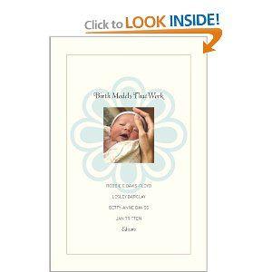 Birth Models That Work- $23.33
