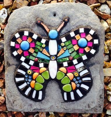 The Butterfly on Slate