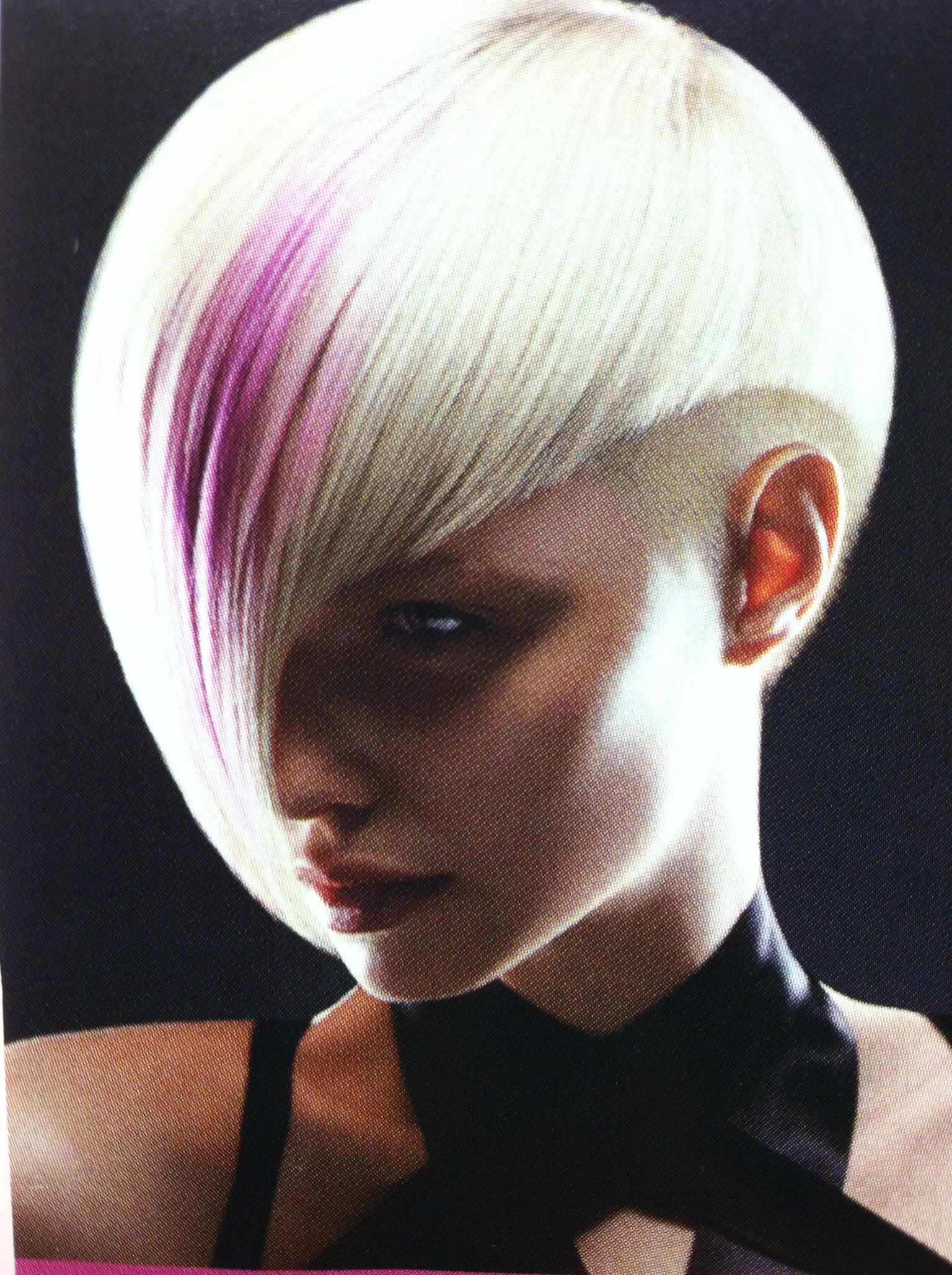 Blond bombshell bob voss salon u day spa like us on facebook