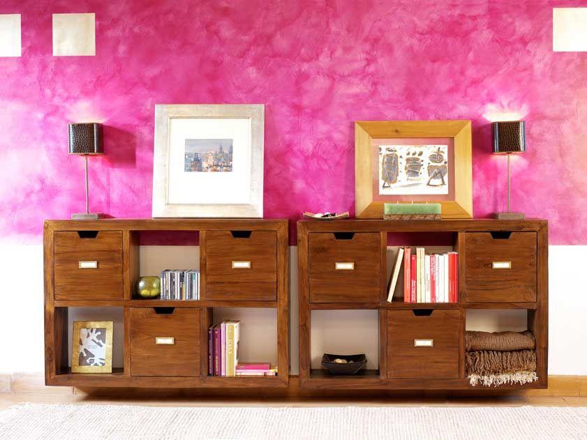 Muebles colgantes para espacios estrechos de banak importa colonial urbano en banak importa - Banak importa recibidores ...