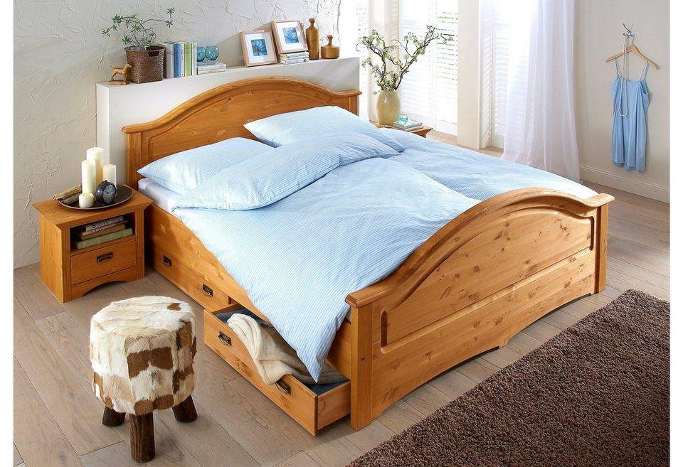 affaire Bett »Konrad« - schlafzimmer dänisches bettenlager