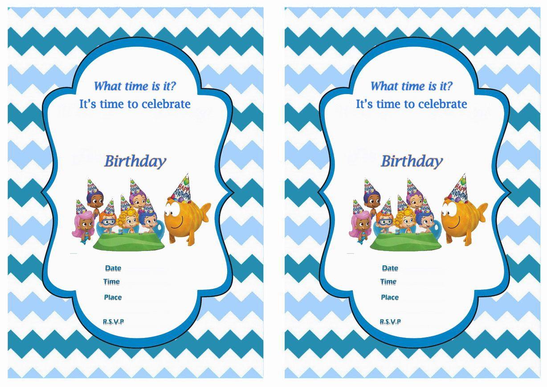 Free free printable bubble guppies birthday invitations free free free printable bubble guppies birthday invitations maxwellsz