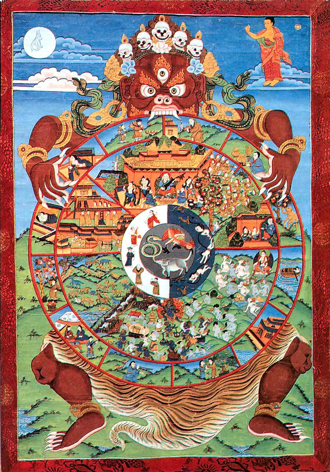 Wiedergeburt Im Hinduismus