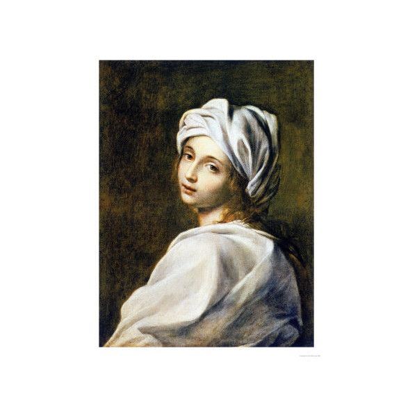 Portrait of Beatrice Cenci, Housed in the Galleria Nazionale d'Arte... ($60) ❤ liked on Polyvore featuring home, home decor, wall art, collections, fine art collections, museum tours, museums of europe, museums of italy, subjects and italian wall art