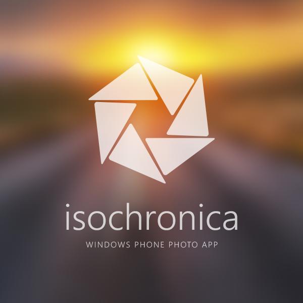 Isochronica — Windows Phone Photo App by Alexandr Oleynikov, via Behance