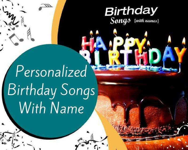 Personalize Birthday Songs With Your Or Beloveds Name Buy Two More To Avail Huge Discounts Find Us At Birthdaysongswithnames