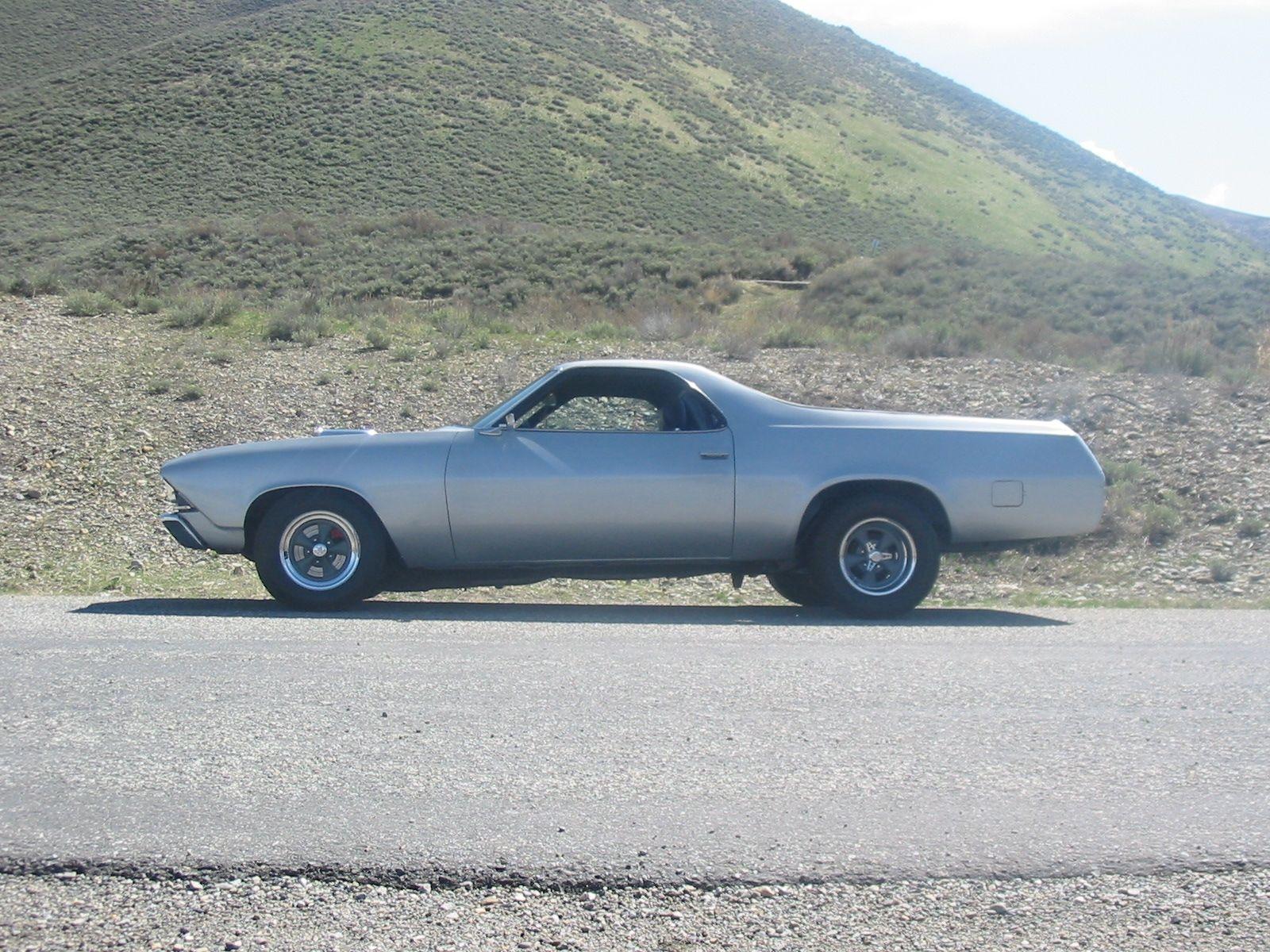 1973 el camino casey66 s 1973 chevrolet el camino with 69 front clip