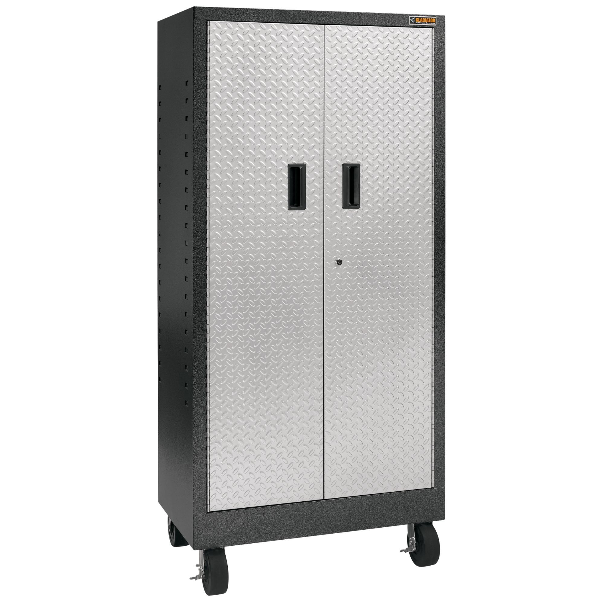Tall Gearlocker Cabinet Handy Storage Cabinet Ffrom Sears Diy Garage Storage Storage Garage Storage Cabinets