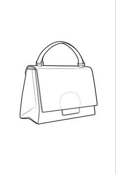 Technical Flats Purses Wgsn Contemporary Lady Bag The Classic Handbag Returns In
