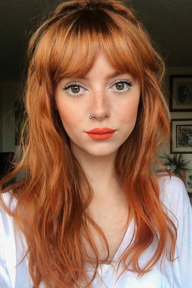 sexy redhead girls show