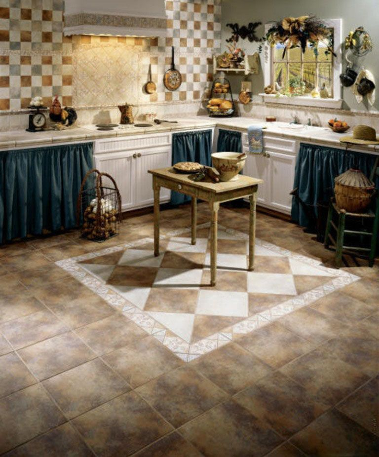 Rustic French Country Kitchen Design French Kitchen
